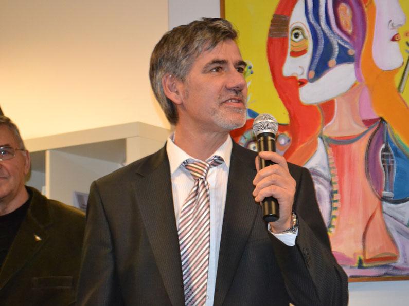 Dr. Wolfgang Drahs (Geschäftsführer pad e.V.)